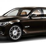 Компания BMW показала версию Individual 7-Series