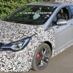 Компания Opel ведет испытания нового поколения модели Astra