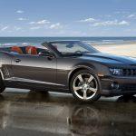 Компания Chevrolet провела презентацию обновлённой модели Camaro Convertible
