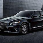 Обновленный Lexus LS покажут уже этой осенью