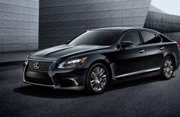 Фото Lexus LS 2014