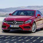 Четырехдверное купе — Mercedes-Benz CLS