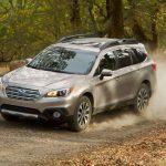 Новый Subaru Outback — старт продаж в России