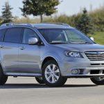Subaru Tribeca: старт продаж начнется через 2 года