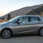 Компания BMW показала прототип гибрида Active Tourer