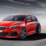 Компания Peugeot представила «топовый» вариант модели Peugeot 308 GTi