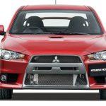 Представители компании Mitsubishi показали Lancer Evolution Final Edition