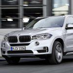 BMW выдала подробности о гибридной модели X5 xDrive40e