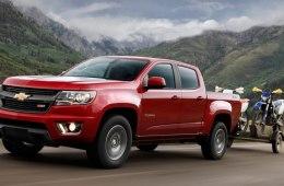 В сети появилась новая информация относительно модели Chevrolet Colorado