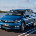 В России скоро появится новый VW Touran