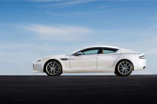 Aston Martin подготовил рестайлинговые модели Rapide S и Vantage
