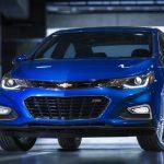 Модель Chevrolet Cruze 2016 модельного года представлена официально