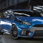 На модель Focus RS от Ford установили мотор EcoBoost с отдачей в 345 лошадок