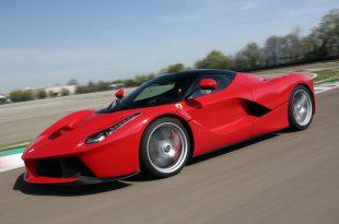 Отзывают 85 экземпляров Ferrari LaFerrari с гибридной установкой