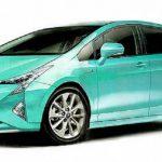 Toyota Prius – новая генерация (шпионские фото)