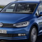 В Росси скоро появится обновленная версия автомобиля Volkswagen Touran