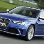 Скоро в продаже появится обновленная версия Audi RS4 Avant