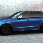 В Испании состоялась демонстрация модели Audi SQ5 Competition