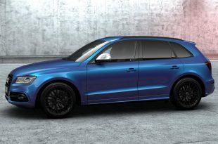 Фото Audi SQ5 Competition