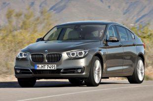 Фото BMW 5 Gran Turismo 2015-2016