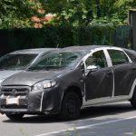 Fiat начал тесты нового хетчбэка