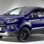 «Легкое» обновление компактного внедорожника Ford EcoSport