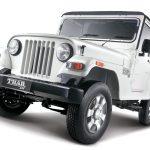 Новинка от компании Mahindra: обновленная модель Thar