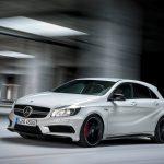 В сеть выложены фотографии новинки от Mercedes-Benz A45 AMG