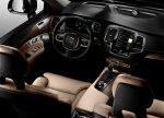 Фото салона нового Volvo XC90 2015
