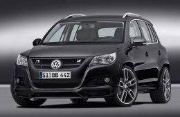 Фото Volkswagen Tiguan Sport