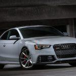 Свежий рендер обновленного купе Audi RS5 2018 попал в Интернет