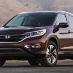 В России начались продажи Honda CR-V нового поколения