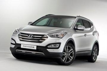 Фото Hyundai Santa Fe 2015