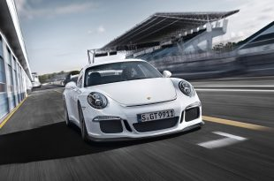 Фото Porsche 911 RS3 2015 turbo