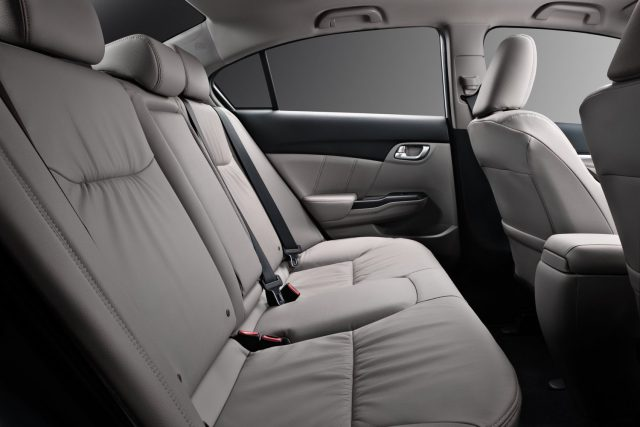 Фото салона нового Хонда Цивик 4Д ЕХ