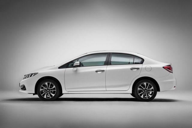 Фото Honda Civic 4D EX 2015-2016
