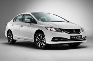 Фото Honda Civic 4d 2015-2016 EX