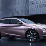 Модель Infinity Q30 появится на российском автомобильном рынке в будущем году