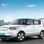 Soul EV – обновленный электрокар от компании Kia Motors