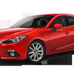 Премьера новой генерации модели Mazda3