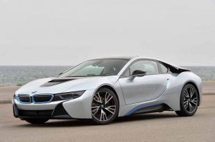 Фото BMW i8 2016