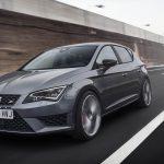 Заряженная версия SEAT Leon CUPRA будет оснащаться мотором на 290 л.с.