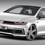 Мощный VW Golf GTI будет выпущен уже в 2019 году