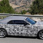 Новый Rolls-Royce Dawn опять попал в объективы фотошпионов