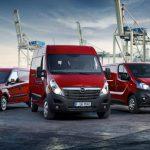 Коммерческие модели LCV от Opel наградят новыми силовыми установками