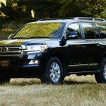 Компания Toyota показала новую версию внедорожника Land Cruiser