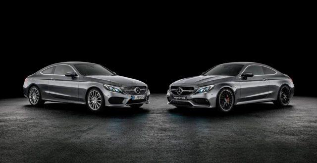 Фото Mercedes-AMG C63 Coupe 2016