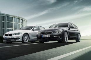 Фото BMW Alpina D3 Bi-Turbo 2016