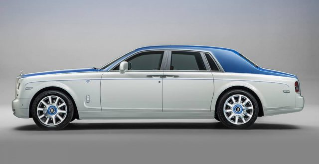 Фото Rolls-Royce Phantom Nautica
