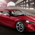 Концепт Toyota FR будет показан уже в этом году